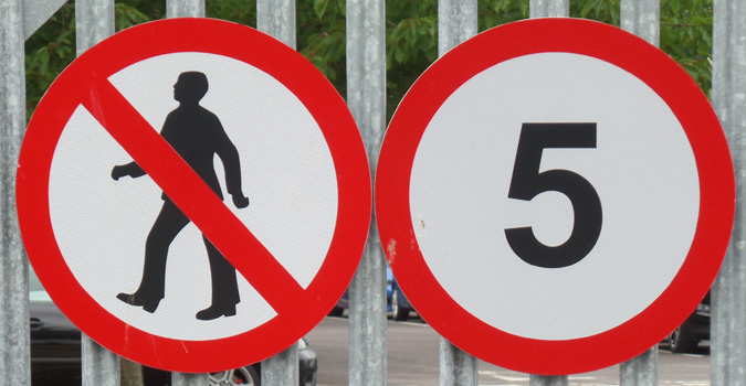 Don't Walk
