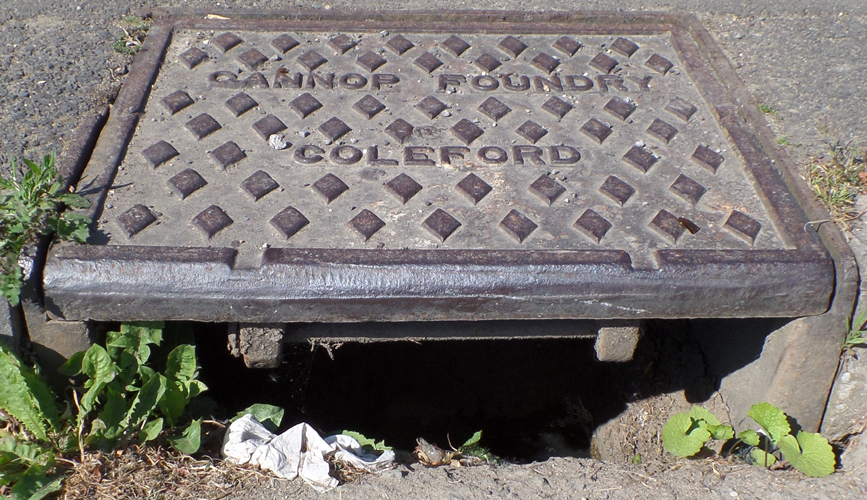 kerb Drain