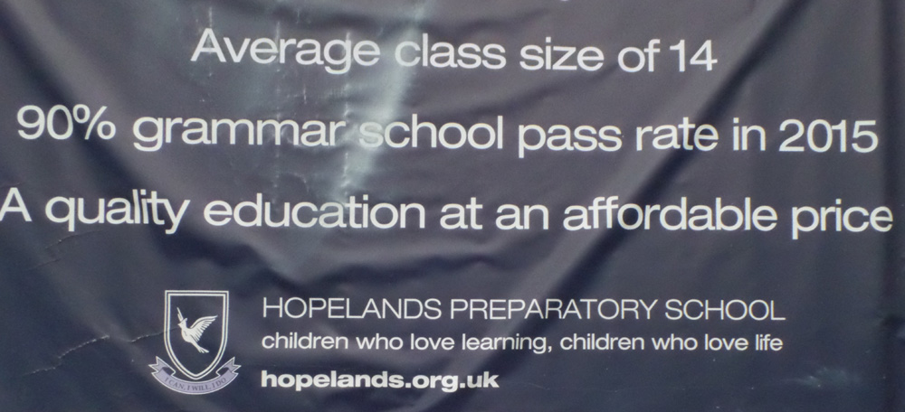 Hopelands Preparatory School