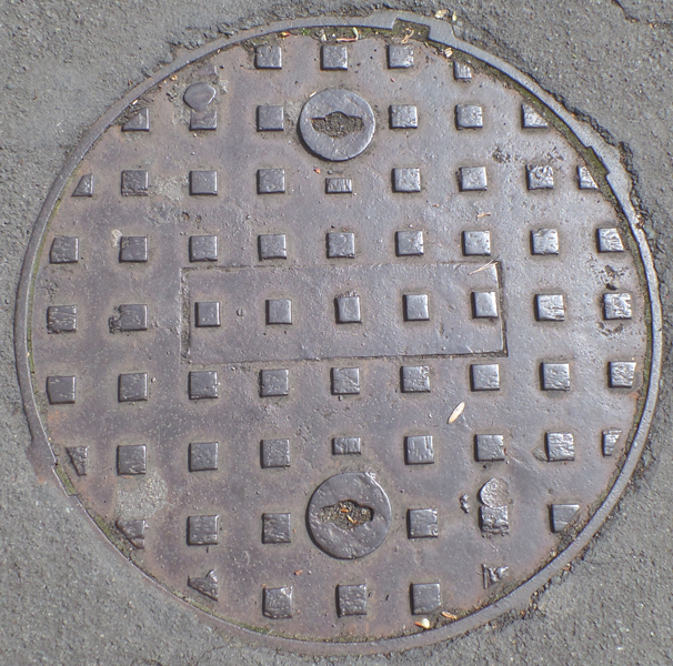 High St (Inspection cover)