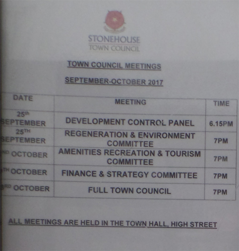 agenda